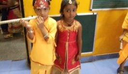Janmashtami Celebrated