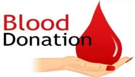 On the eve of Guru Purnima a blood donation camp will be conducted by Bilasa Blood Bank Raipur at Nursing College campus Dhaneli