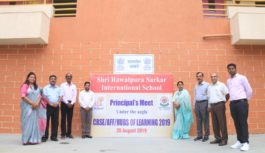 """""""Learning Hub""""  Was conducted in the Conducive environment of SRI School, Dhaneli"""